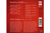 Claire Huangci - Sonatas [CD]
