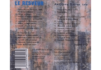Anthony Bailes - Le Resveur  - (CD)