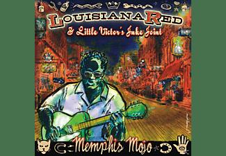 Louisiana Red - Memphis Mojo  - (CD)