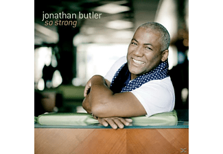 Jonathan Butler - So Strong  - (CD)