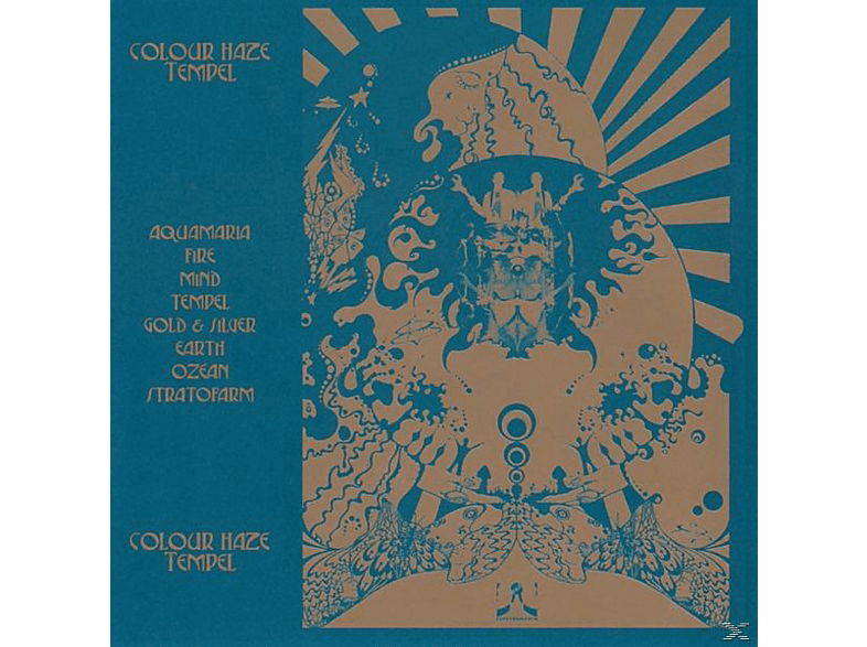 Colour Haze - Tempel [CD]