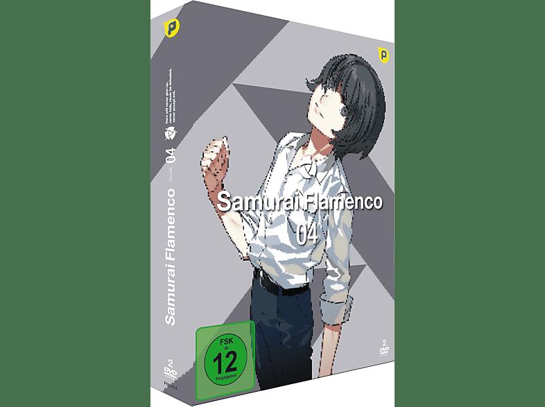 Samurai Flamenco - Vol. 4 [DVD]