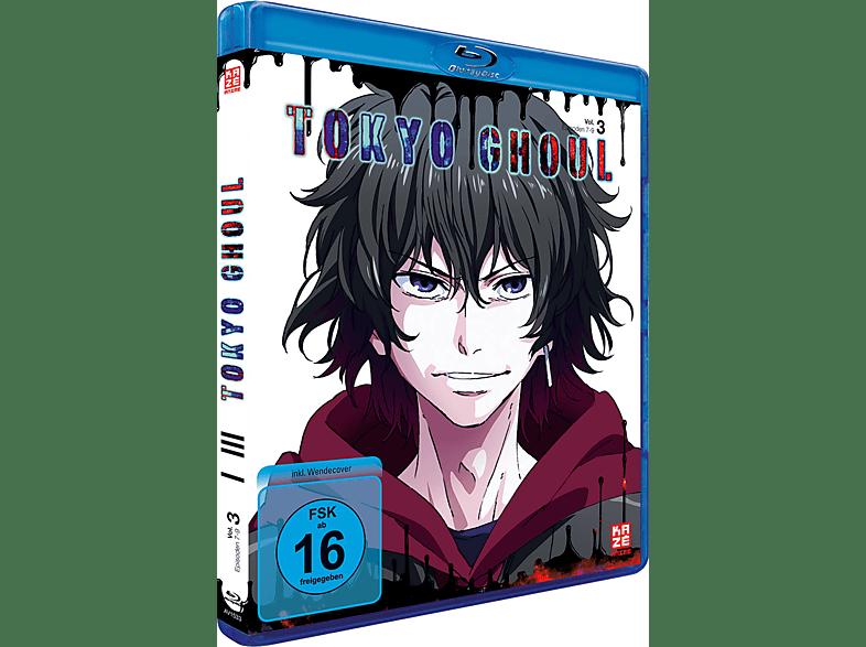 Tokyo Ghoul Vol. 3 [Blu-ray]