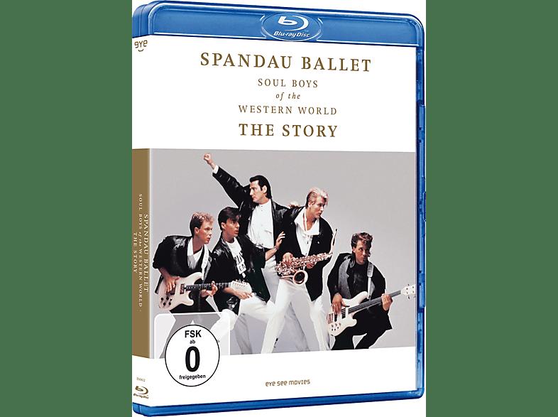 Spandau Ballet - Soul Boys of the Western World - The Story [Blu-ray]