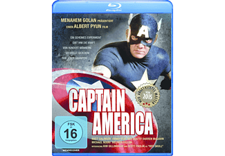 Captain America - (Blu-ray)
