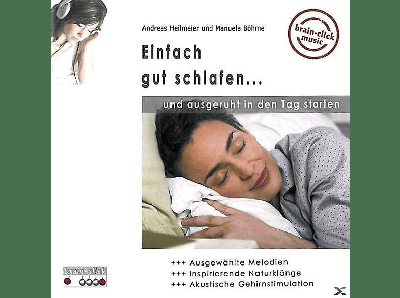 Andreas Heilmeier, Manuela Böhme - Einfach Gut Schlafen... [CD]