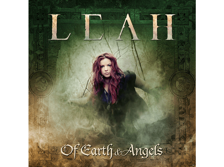 Leah - Of Earth & Angels (Re-Issue) [CD]