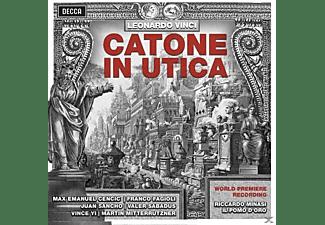 Il Promo D'oro, Cencic Max Emanuel - Catone In Utica  - (CD)