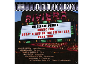 VARIOUS - Music For Great Films Of The Silent Era Vol.2 - (CD)
