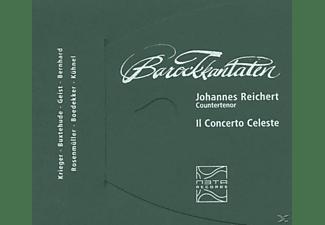 Johannes Reichert - Barockkantaten  - (CD)
