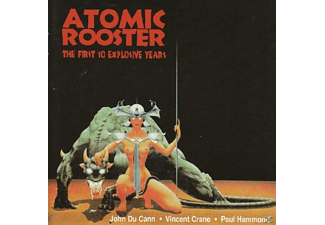 Atomic Rooster - The First 10 Explosive Years  - (CD)