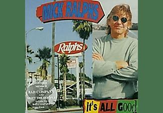 Mick Ralphs - It's All Good  - (CD)