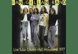 Ian Band Gillan - Live In Hiroshima 1977  - (CD)