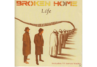 Broken Home - Life  - (CD)