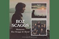 Boz Scaggs - Moments/Boz Scaggs & Band [CD]