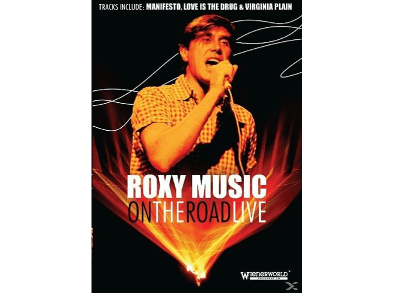 Roxy Music - On The Road Live [DVD]