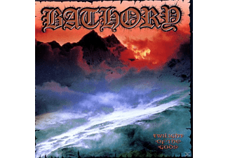 Bathory - Twilight Of The Gods - (CD)