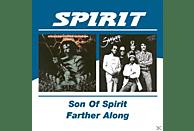 Spirit - Son Of Spirit/Farther Along [CD]