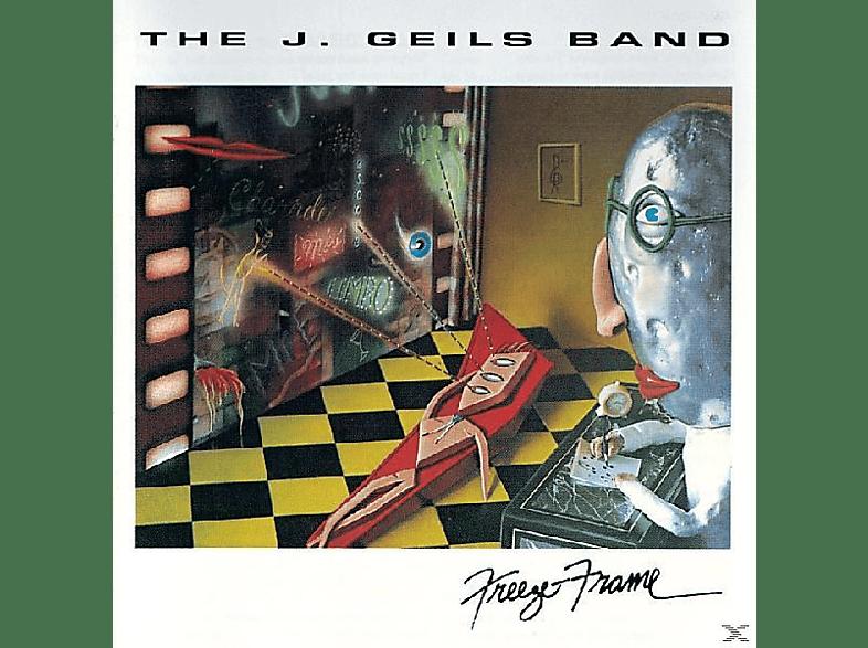 The J. Geils Band - Freeze Frame [CD]