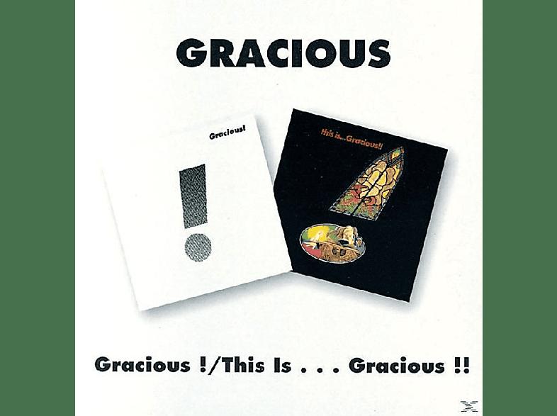 Gracious - Gracious/This Is ... Gracious!! [CD]