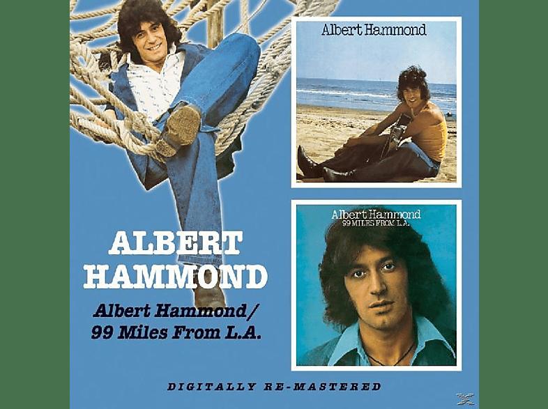 Albert Hammond - Albert Hammond/99 Miles From [CD]