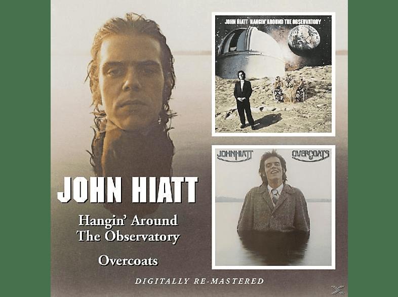 John Hiatt - Hangin' Around The Observatory/Overcoats [CD]