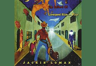Jackie Lomax - BALLARD OF...LIVERPOOL..  - (CD)