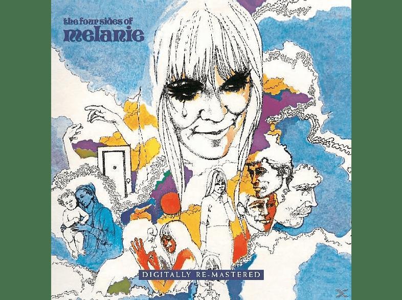 Melanie - The Four Sides Of Melanie [CD]