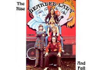 Bearded Lady - The Rise And Fall  - (CD)
