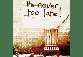 Nine Below Zero - It's Never Too Late!  - (CD)
