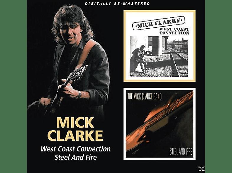 Mick Clarke - West Coast.. [CD]