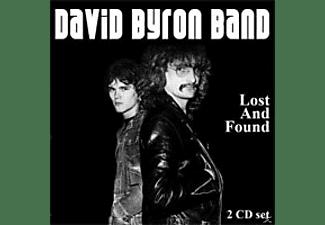 David Band Byron - Lost And Found  - (CD)