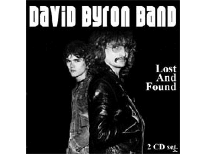 David Band Byron - Lost And Found [CD]