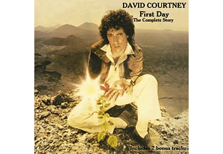 David Courtney - First Day-The Complete Story  - (CD)