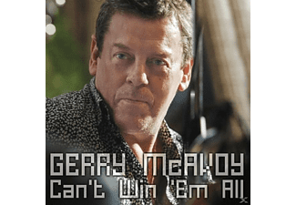Gerry Mcavoy - Can T Win  Em All  - (CD)