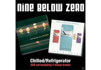 Nine Below Zero - Chilled/Refrigerator  - (CD)