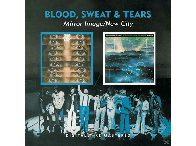 The Tears - Mirror Image/ New City [CD]