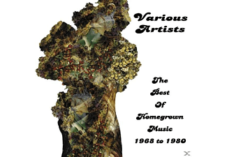 VARIOUS - The Best Of Homegrown Music 1968 To 1980  - (CD)