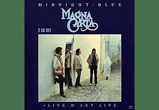Magna Carta - Midnight Blue / Live & Let Live  - (CD)