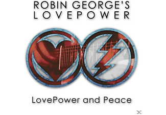Robin George's Lovepower - Love Power And Peace  - (CD)