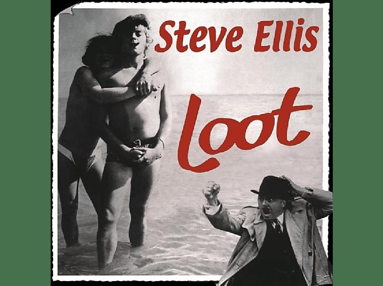 Steve Ellis - Loot [CD]