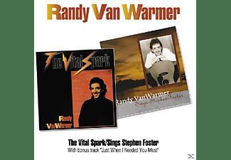 Randy Van Warmer - The Vital Spark / Sings Stephen Foster  - (CD)