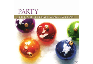 VARIOUS - PARTY: CHRISTMAS COLLECTION  - (CD)