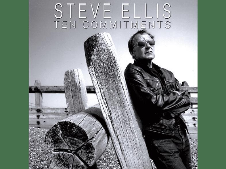 Steve Ellis - Ten Commitments [CD]