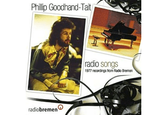 Phillip Goodhand-tait - Radio Songs-1977 Live At Radio Bremen  - (CD)