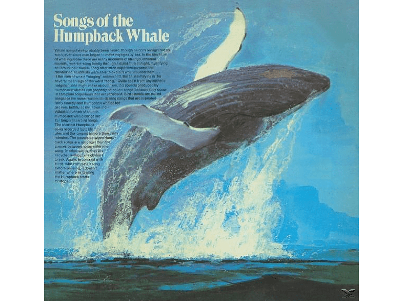 Songs Of The Humpbacked Whale - Songs Of The Humpbacked Whale [CD]