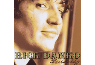 Rick Danko - Live Anthology [Doppel-cd]  - (CD)