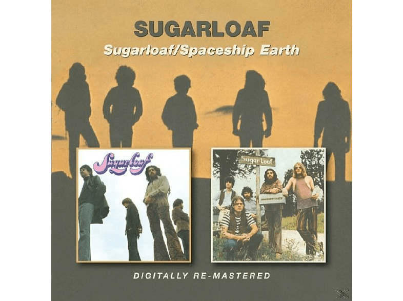 Sugarloaf - Sugarloaf/Spaceship Earth [CD]