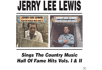 Jerry Lee Lewis - Sings The Country Music Hall Of Fame Vols 1 & 2 - (CD)