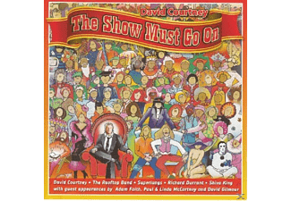 David Courtney - The Show Must Go On  - (CD)